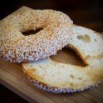 OhBagel – Sliced Toasted Sesame Bagels