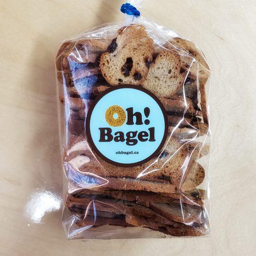 OhBagel Cinnamon Raisin Crackers