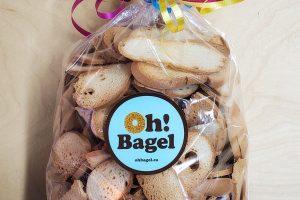 OhBagel Plain Crackers